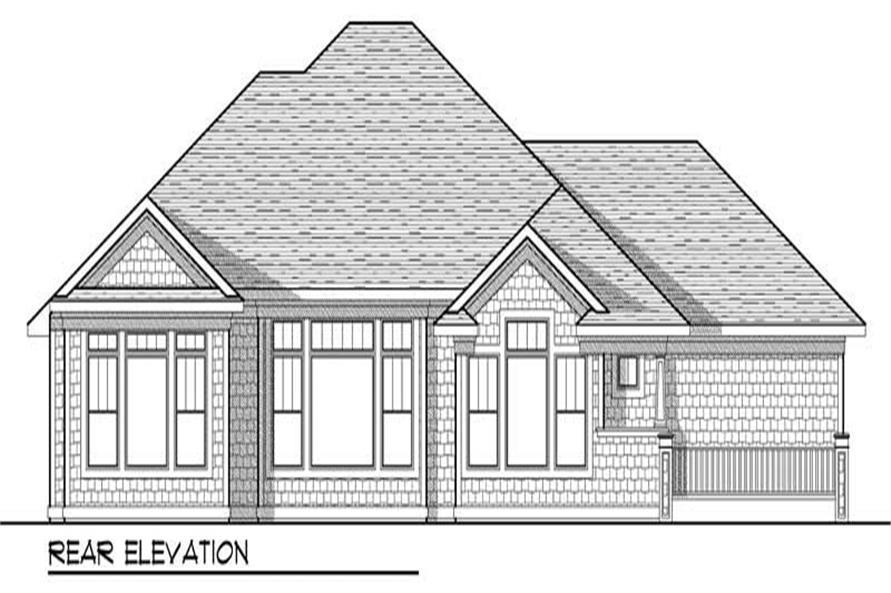 House Plan #101-1023