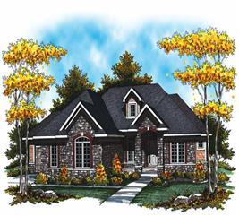House Plan #101-1027