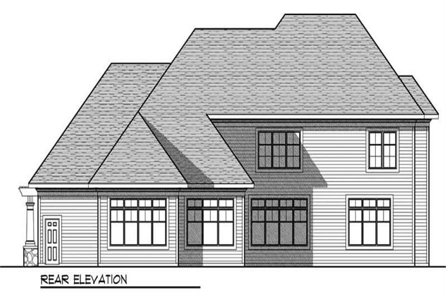 House Plan #101-1029