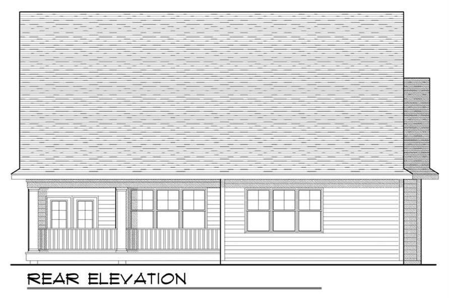 House Plan #101-1046