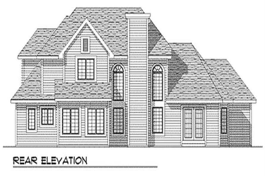House Plan #101-1056