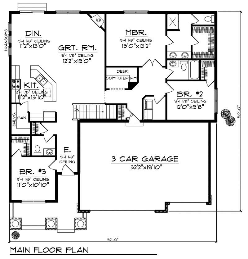 3 Or 4 Bedrooms You Choose 48361fm further Georgian Home Plan 12020jl further Images search standard vehicle dimensions type images together with Stately Exterior 12020jl besides Default. on full size car dimensions in feet