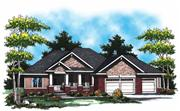 View house Plan#101-1060