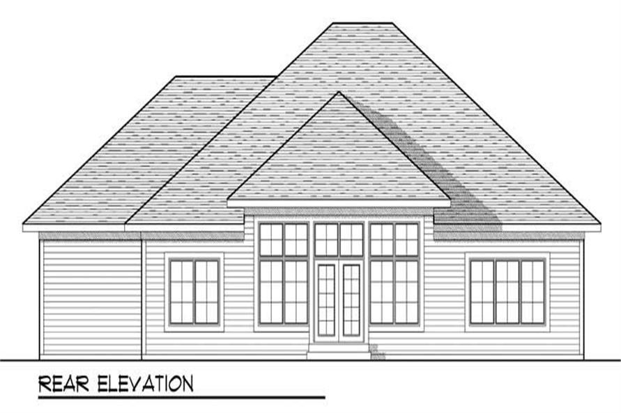 House Plan #101-1068