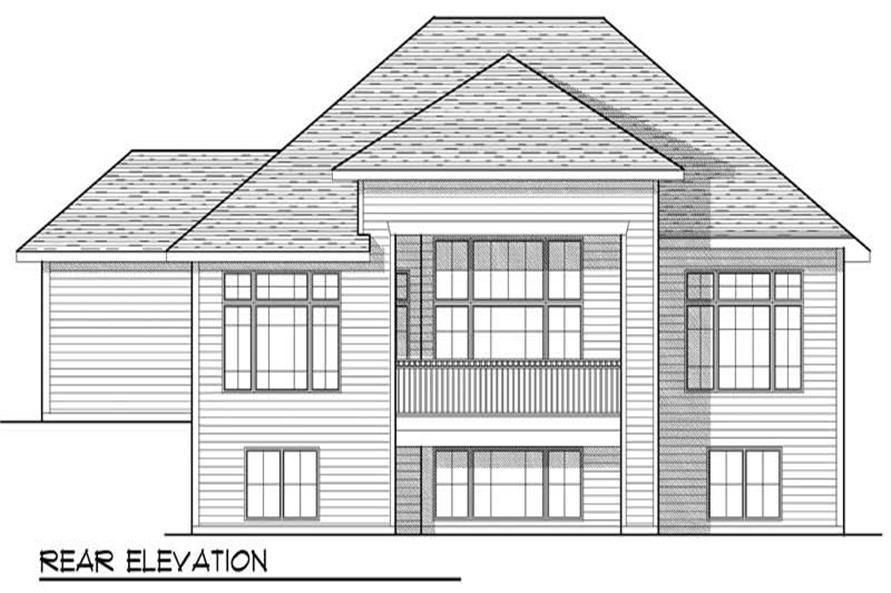 House Plan #101-1072