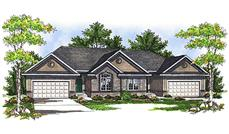 Main image for house plan # 17236