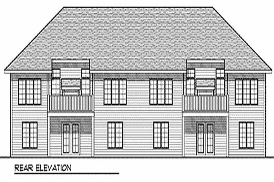 House Plan #101-1073