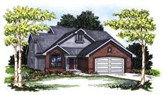 Main image for house plan # 13313