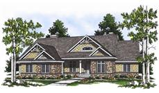 Main image for house plan # 13712
