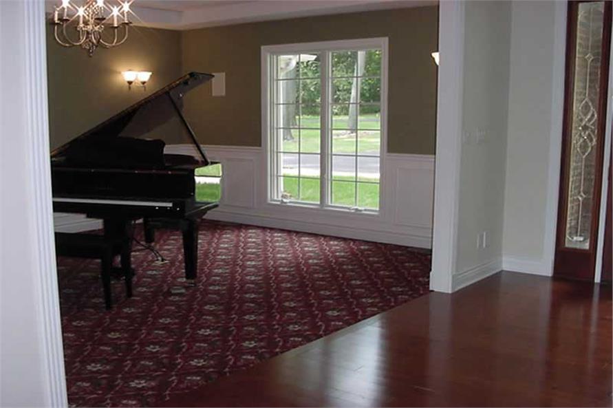 101-1126: Home Interior Photograph-Home Office: Den