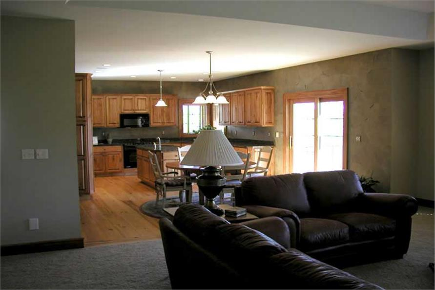 INTERIOR PHOTO of this 2-Bedroom,1710 Sq Ft Plan -1710