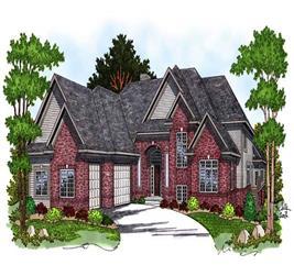 House Plan #101-1201