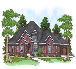 House Plan #101-1225