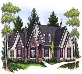 House Plan #101-1236