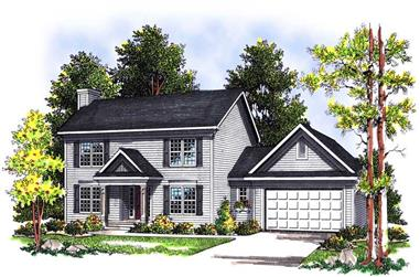 Farmhouse house plans between 1500 and 1600 square feet for Farm house plans 1500 sq ft