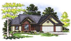 Main image for house plan # 13530