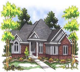 House Plan #101-1283
