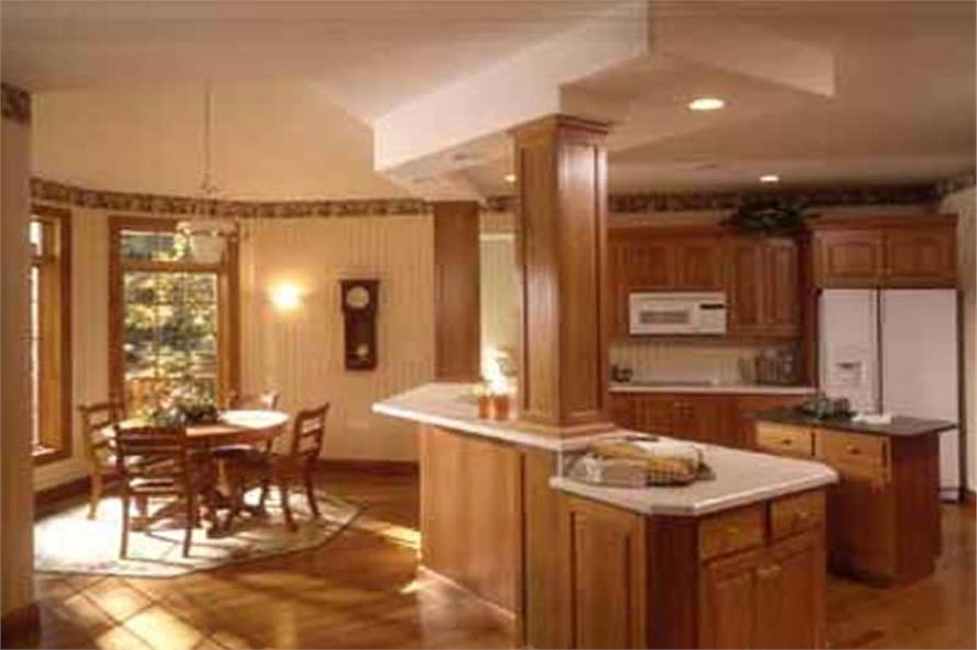 INTERIOR PHOTO of this 4-Bedroom,3491 Sq Ft Plan -3491