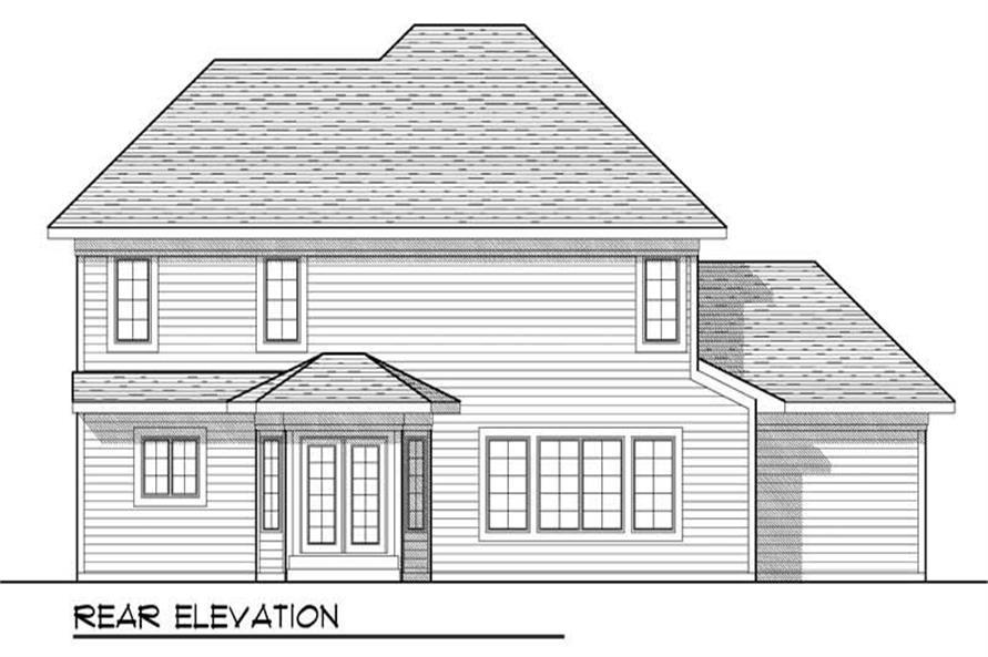 House Plan #101-1316