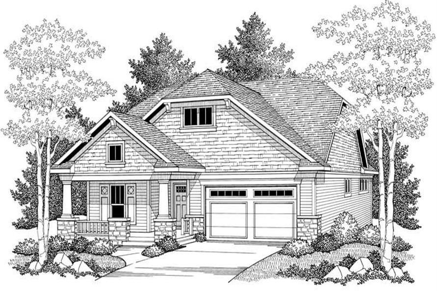 House Plan #101-1319