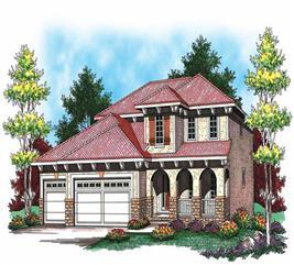 House Plan #101-1325