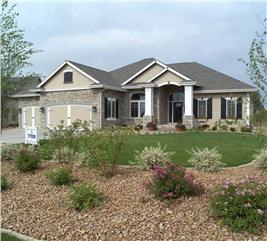 House Plan #101-1336
