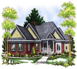 House Plan #101-1348