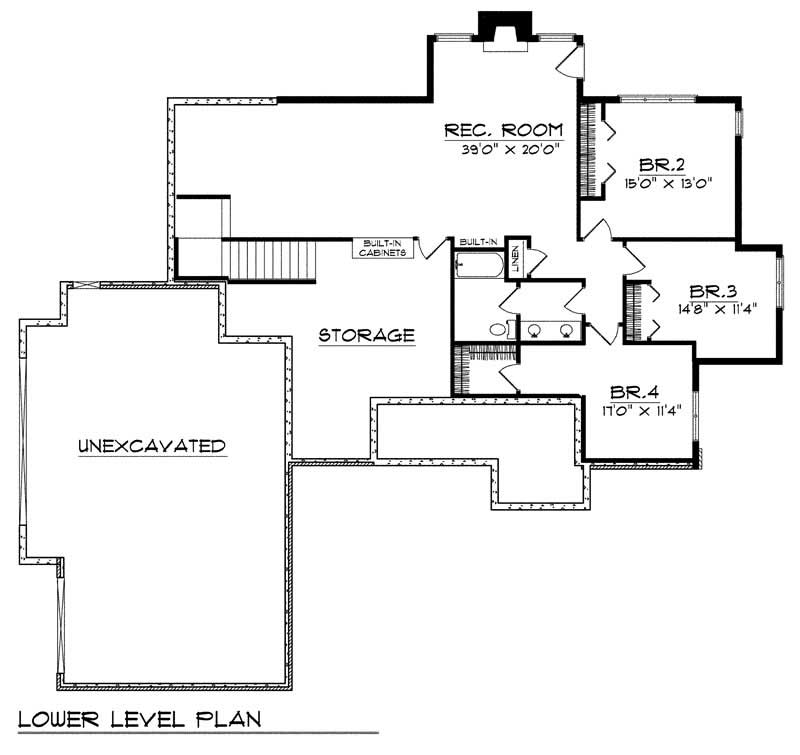 country home with 4 bdrms 3228 sq ft house plan 101 1348