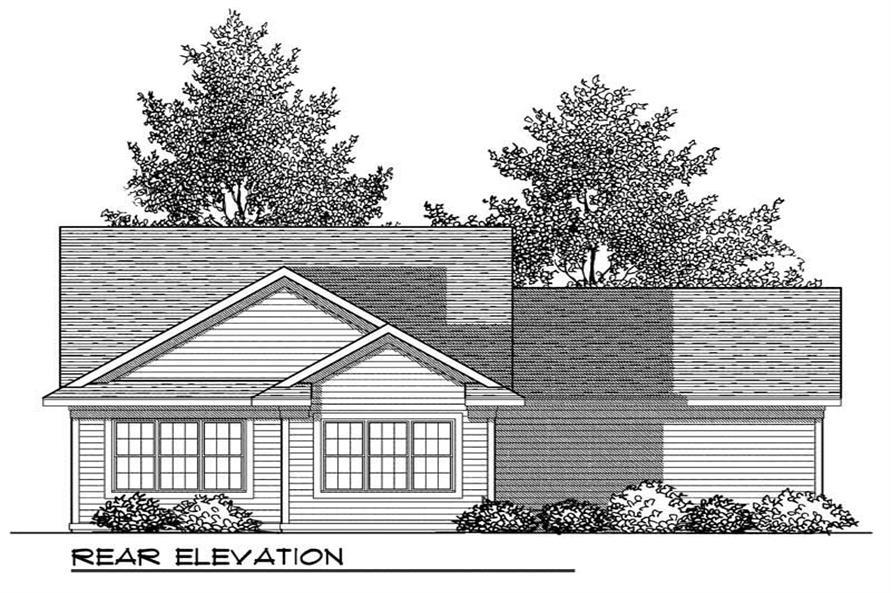 House Plan #101-1352