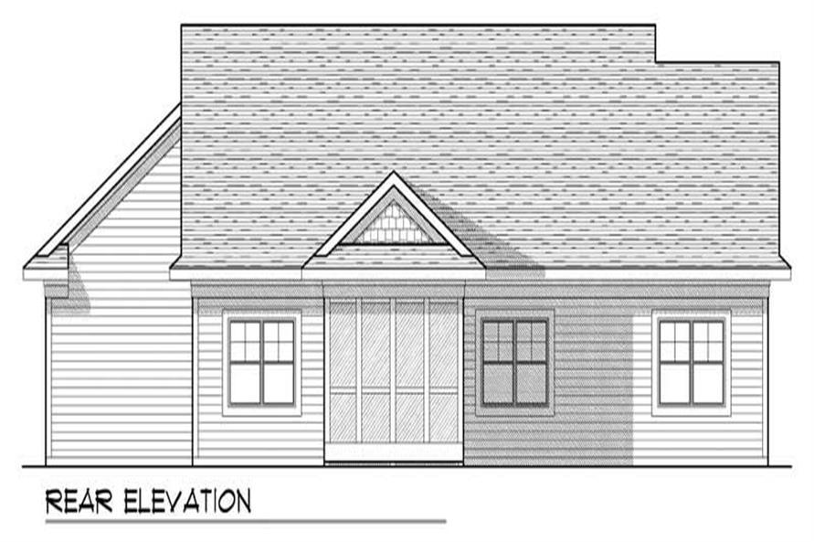 House Plan #101-1356