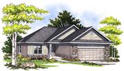View house Plan#101-1360