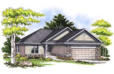 Main image for house plan # 13578