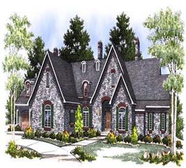 House Plan #101-1361