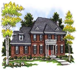 House Plan #101-1366
