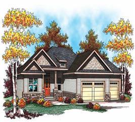 House Plan #101-1377