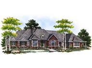 Main image for house plan # 13593