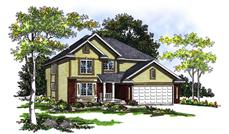 Main image for house plan # 13431