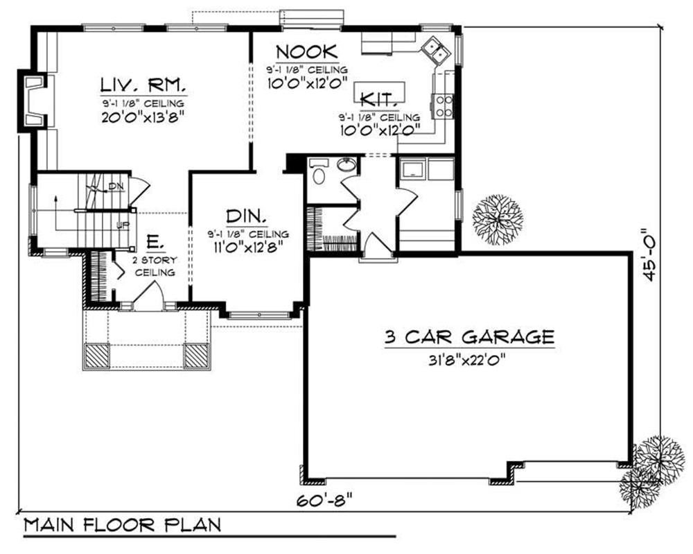Large images for house plan 101 1397 for Home design 101