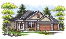 Main image for house plan # 14011
