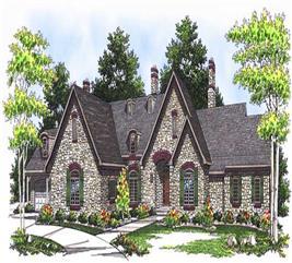 House Plan #101-1438