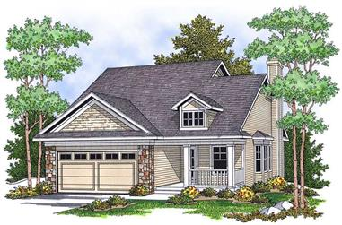 Main image for house plan # 13892