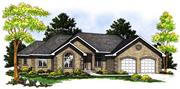 View house Plan#101-1575