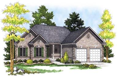 Main image for house plan # 13637