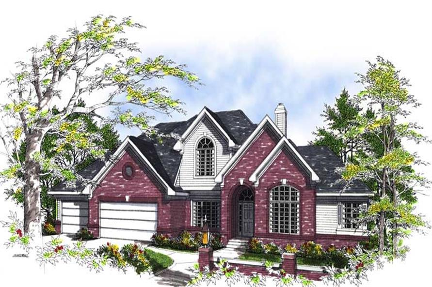 Main image for house plan # 13459