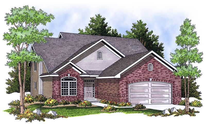 Ranch Home With 4 Bdrms 2114 Sq Ft Floor Plan 101 1700