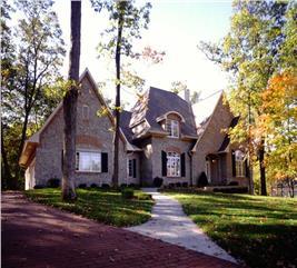 House Plan #101-1716