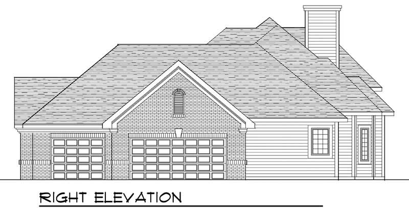 Ranch home with 3 bdrms 2600 sq ft house plan 101 1722 for 2600 sq ft house plans