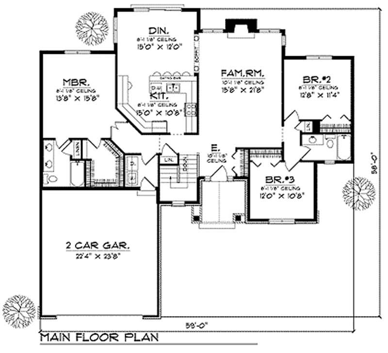 House Design 101: Contemporary Home With 3 Bdrms, 1756 Sq Ft
