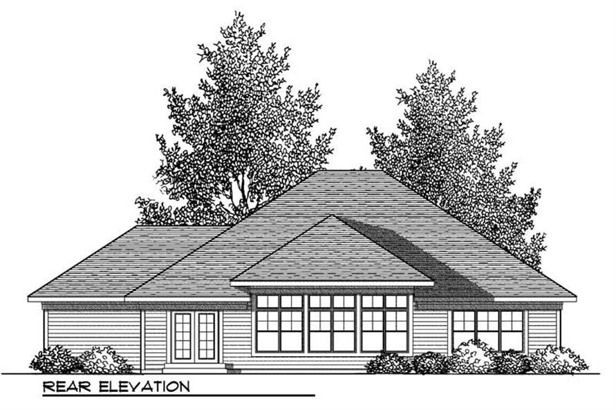 House Plan #101-1748