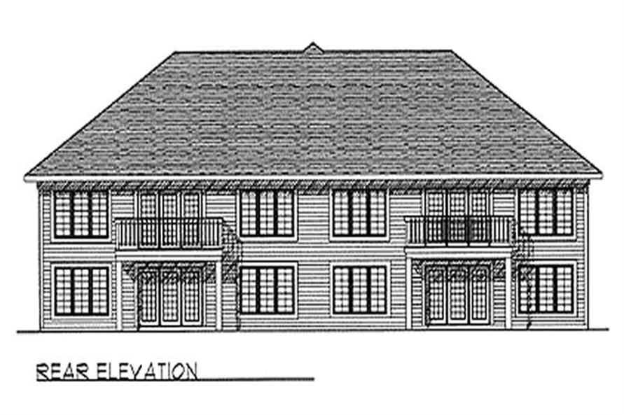 Ranch multi unit home with 2 bdrms 2600 sq ft floor for 2600 sq ft house plans